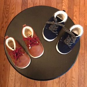 Baby Gap Boy Shoes 12-18 month